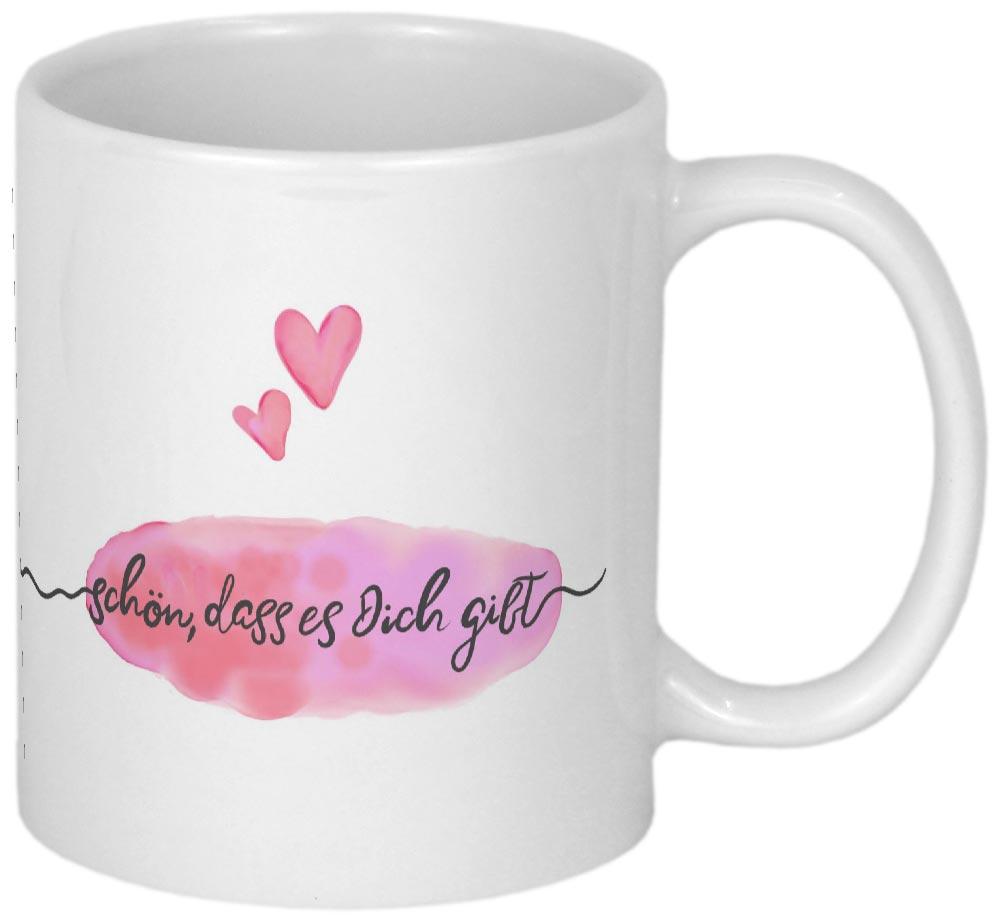 Geschenkideen für Patentante Tasse personalisiert