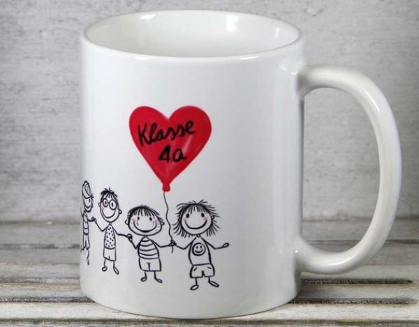 geschenkidee lehrerin lehrer abschied geschenk tasse personalisierte geschenke von my sweetheart