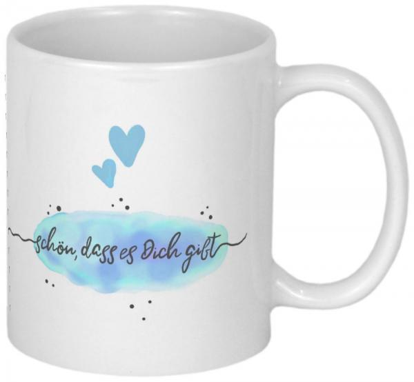 Geschenkideen für Neffe Tasse personalisiert